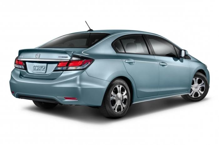 The Conqueror of America Honda Civic Hybrid
